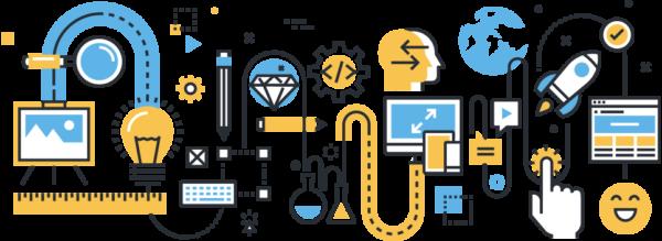 web design with wordpress service
