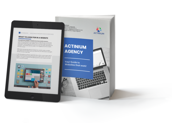Free ebook guide by Actinium